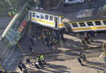 Incidente a Roma: scontro treno e trenino Centocelle
