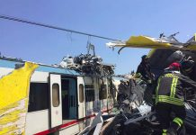 Incidente ferroviario oggi a Bari