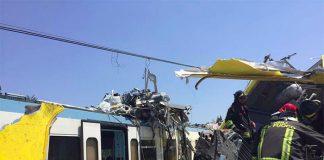 Incidente ferroviario oggi a Bari
