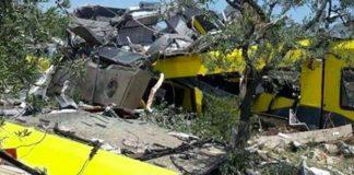 Incidente ferroviario a Bario, oggi: salvato il piccolo Samuele