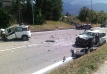 Incidente Stradale Molise, morto ex sindaco Franco Valletta