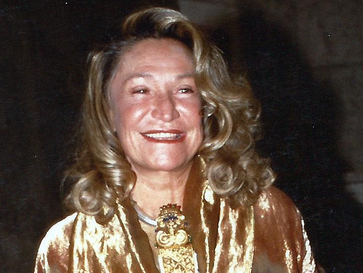 Marta Marzotto è morta: addio all'icona di stile italiano