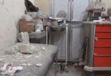 Siria: raid aereo colpito un ospedale