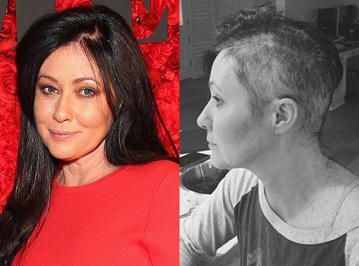Shannen Doherty cancro al seno