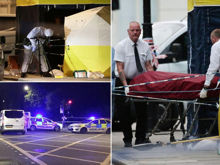 Attacco a Londra, mort auna donna