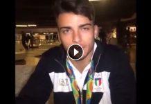 """Fabio Basile, oro olimpionico e gli """"effetti di Gomorra La serie"""""""