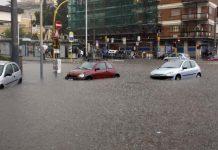 Bombe d'Acqua in tutta Italia: Roma risulta allagata