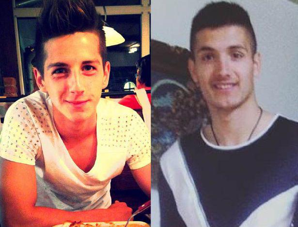 Morti calciatori sloveni della squadra Maribor