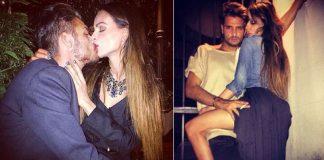 Nina Moric è scomparsa con il fidanzato Luigi Mario Favoloso