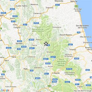 Terremoto oggi a Rieti, scossa di magnitudo 6.0: bilancio delle vittime