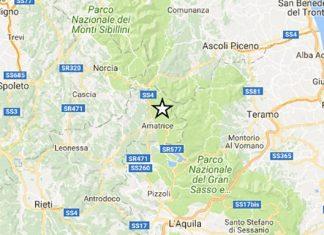 Terremoto oggi, Centro Italia: due scosse tra L'Aquila e Rieti