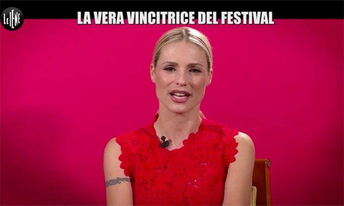 """Michelle Hunziker: """"Ho condotto Sanremo con dolore, dovrò operarmi"""""""