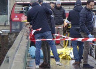 Firenze, omicidio sul ponte Amerigo Vespucci