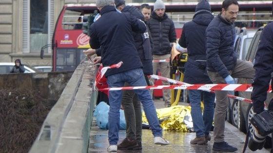 Sparatoria in strada a Firenze, ucciso un uomo di colore