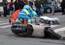 Incidente stradale a Castellammare: diversi feriti e una vittima