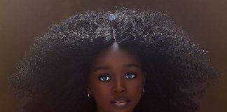 Jare, la bambina più bella del mondo è nigeriana