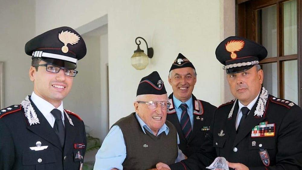 Giovanni Quarisa, l'uomo più vecchio d'Italia compie 110 anni