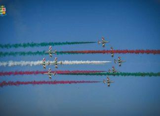 """Frecce Tricolore, esibizione in tutta Italia: """"Sarà un grande abbraccio"""""""