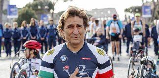 Alex Zanardi, condizioni gravi ma stabili: campione non mollare!